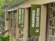 Married quarters verandah detail