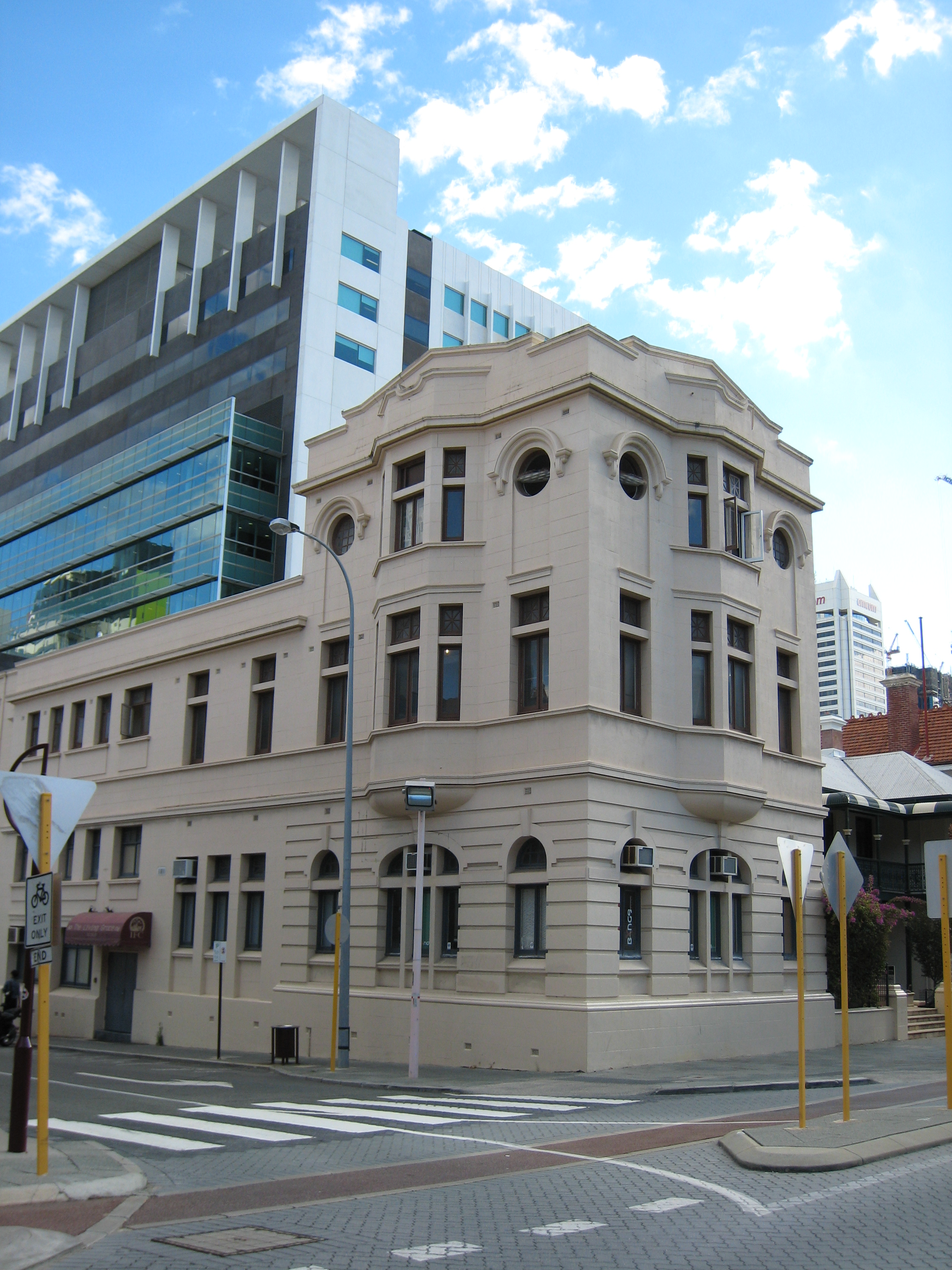 Young Australia League Building