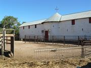 Stables complex - South elevation of  southern building