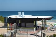 South City Beach Kiosk