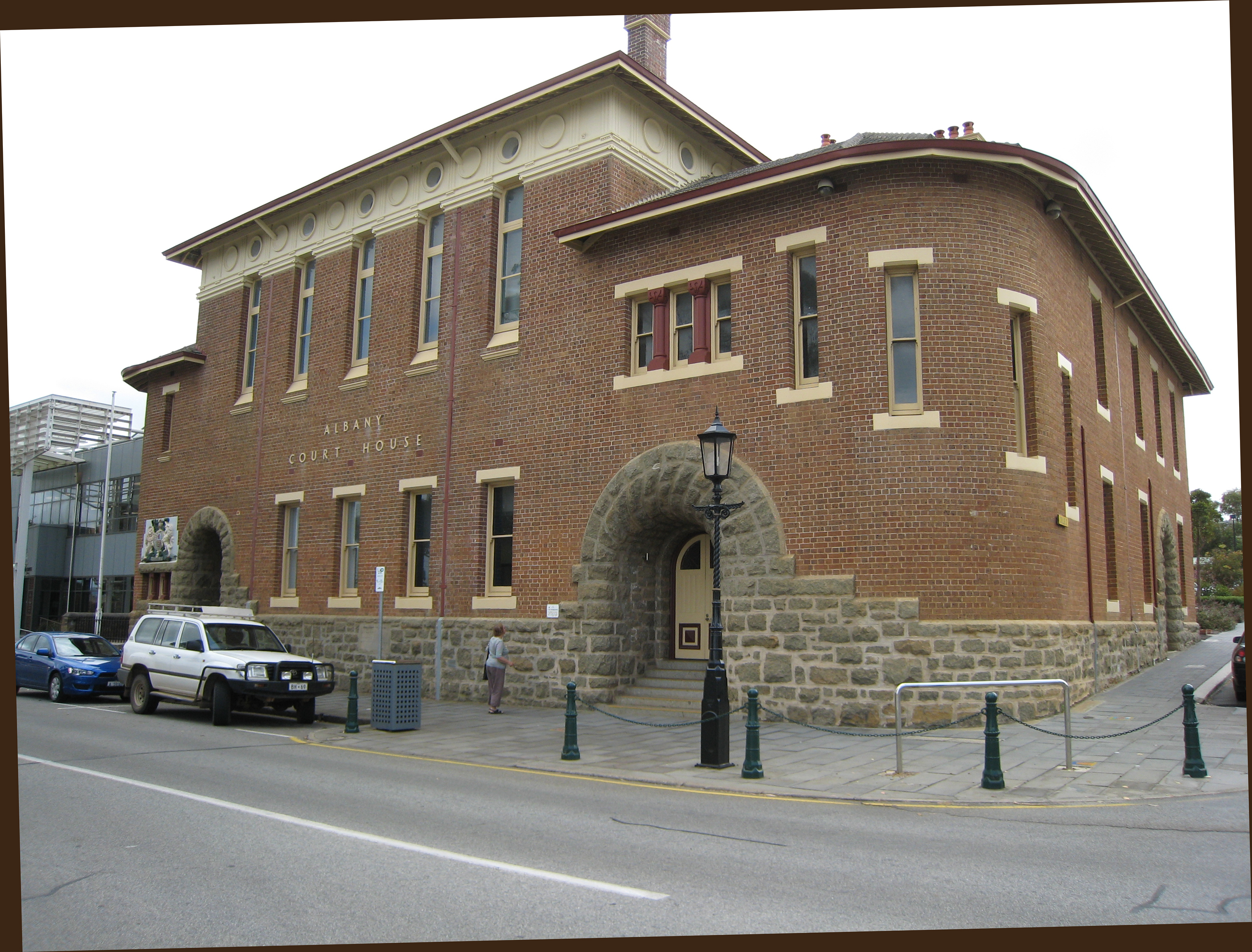 Albany Court House