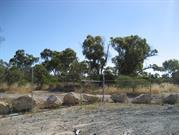 Front View Limestone Quarry