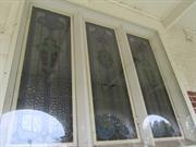front ground floor window detail
