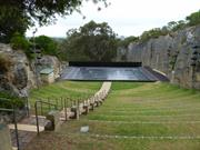 Quarry Amphitheatre from entrance